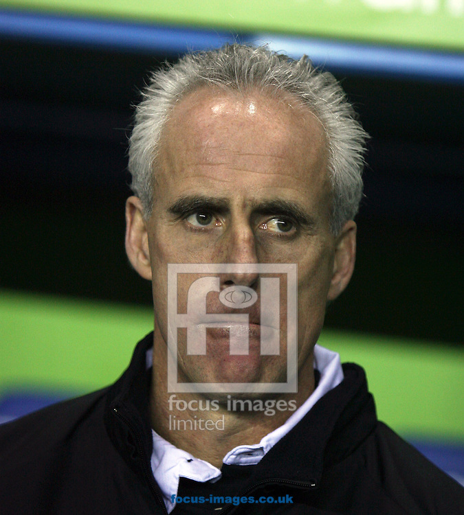 Reading - Tuesday January 27th, 2009: Wolverhampton Wanderers manager Mick McCarthy against Reading during the Coca Cola Championship match at The Madjeski Stadium, Reading. (Pic by Chris Ratcliffe/Focus Images)