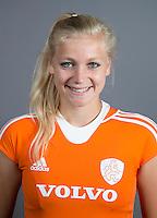 EINDHOVEN - LISANNE DE LANGE van Jong Oranje Dames, dat het WK in Duitsland zal spelen.  COPYRIGHT KOEN SUYK