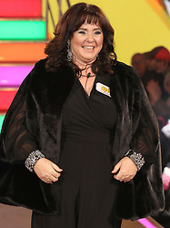 © Licensed to London News Pictures. 03/01/2017. London, UK, Coleen Nolan, Celebrity Big Brother: WInter 2017 - Live Launch Show, Photo credit: Brett Cove/LNP