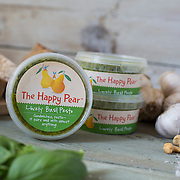 The Happy Pear - Pesto Packaging