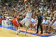 Trieste 08 Agosto 2012 - Amichevole Italia Croazia<br /> Nella Foto : JEFF VIGGIANO<br /> Foto Ciamillo