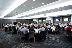 Bristol Rugby host their annual Player Sponsors' Dinner in the Lansdown Restaurant at Ashton Gate - Rogan Thomson/JMP - 17/01/2017 - RUGBY UNION - Ashton Gate Stadium - Bristol, England - Bristol Rugby Player Sponsors' Dinner.