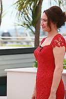 Actress Demet Akbağ at the photocall for the film Winter Sleep (Palme d'Or winner) at the 67th Cannes Film Festival, Friday 16th May 2014, Cannes, France