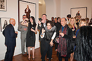 Opening of Bailey's Stardust - Exhibition - National Portrait Gallery London. 3 February 2014