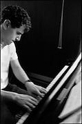 SYRACUSE, NY – APRIL 2, 2011: Singer songwriter Noah Kellman.