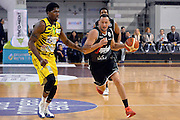Guido Rosselli<br /> Ambalt Recanati - Virtus Segafredo Bologna<br /> Campionato Basket A2 LNP 2016/2017<br /> Ancona, 03/12/2016<br /> Foto Ciamillo-Castoria
