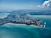 Aerial Darwin Coastline