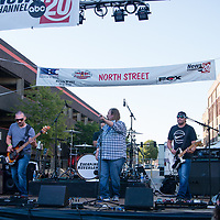 Escaping Neverland performing at the Decatur Celebration