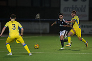 Dundee&rsquo;s Sam Dryden - Dundee v St Johnstone, SPFL Development League at Links Park, Montrose<br /> <br />  - &copy; David Young - www.davidyoungphoto.co.uk - email: davidyoungphoto@gmail.com