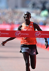 APR 13 2014 London Marathon 2014