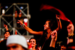 Festa do público no Planeta Atlântida 2013/SC, que acontece nos dias 11 e 12 de janeiro no Sapiens Parque, em Florianópolis. FOTO: Itamar Aguiar/Preview.com