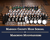 Marching Band Group Photo 2009