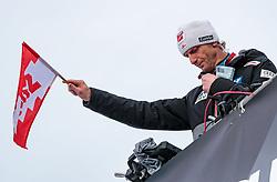 01.01.2018, Olympiaschanze, Garmisch Partenkirchen, GER, FIS Weltcup Ski Sprung, Vierschanzentournee, Garmisch Partenkirchen, Wertungsdurchgang, im Bild Cheftrainer Heinz Kuttin (AUT) // Headcoach Heinz Kuttin of Austria during the Competition Jump for the Four Hills Tournament of FIS Ski Jumping World Cup at the Olympiaschanze in Garmisch Partenkirchen, Germany on 2018/01/01. EXPA Pictures © 2018, PhotoCredit: EXPA/ JFK