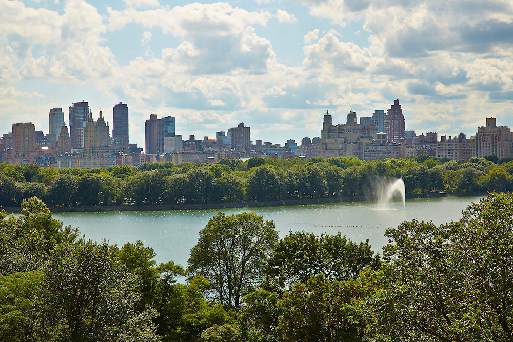 View of the Central Park Reservoir from 1120 Fifth Avenue, 11th floor