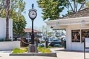 Dana Point Harbor Clock Tower Time Capsule