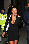 07.JANUARY.2012 LONDON<br /> <br /> HELEN FLANAGAN LEAVING 5 CAVENDISH NIGHT CLUB IN MAYFAIR LOOKING A LITTLE WORSE FOR WEAR.<br /> <br /> BYLINE: EDBIMAGEARCHIVE.COM<br /> <br /> *THIS IMAGE IS STRICTLY FOR UK NEWSPAPERS AND MAGAZINES ONLY*<br /> *FOR WORLD WIDE SALES AND WEB USE PLEASE CONTACT EDBIMAGEARCHIVE - 0208 954 5968*