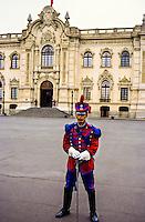 Palacio de Gobierno (President's Residence), Plaza Mayor, Centro, Lima, Peru