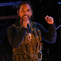 Miguel performs at his Album Release Party at the iHeartRadio Theater on Tuesday, Dec. 5, 2017, in Burbank, CA. (Photo by Willy Sanjuan/Invision/AP)
