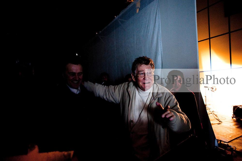 IL VILLAGGIO DI CARTONE.REGIA ERMANNO OLMI.BARI 02 DICEMBRE 2010