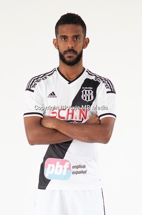 Brazilian Football League Serie A / <br /> ( Associacao Atletica Ponte Preta ) - <br /> Renato de Araujo Chaves Junior