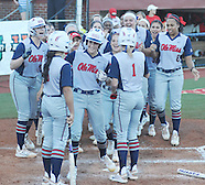 Ole Miss Softball 2015