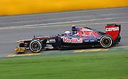 Daniel RICCIARDO, AUS, Team Toro Rosso <br /> - Melbourne, Albert Park Formula 1 Grand Prix 2012 - <br /> - Formel 1 Rennen in Melbourne, Albert Park, Australien  -<br /> fee liable image, copyright &copy;  ATP Damir IVKA