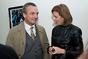 STEFAN RATIBOR; JULIA PEYTON-JONES, Nothing Matters. Damien Hirst exhibition. White Cube. Mason's Yard. London. 24 November 2009