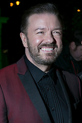 © licensed to London News Pictures. London, UK 06/12/2012. Ricky Gervais attending The Sun Military Awards at Imperial War Museum. Photo credit: Tolga Akmen/LNP