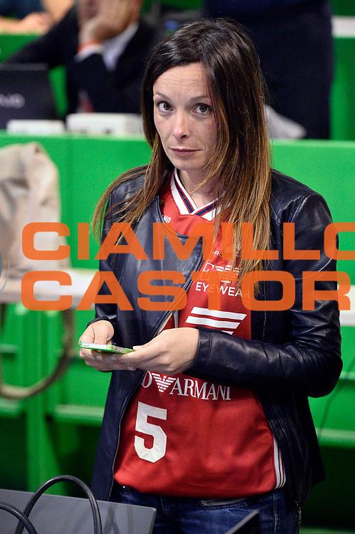 DESCRIZIONE : Siena Lega A 2013-14 Montepaschi Siena vs EA7 Emporio Armani Milano playoff Finale gara 4<br /> GIOCATORE : Carmen Di Palma<br /> CATEGORIA : Ritratto<br /> SQUADRA : EA7 Emporio Armani Milano<br /> EVENTO : Finale gara 4 playoff<br /> GARA : Montepaschi Siena vs EA7 Emporio Armani Milano playoff Finale gara 4<br /> DATA : 21/06/2014<br /> SPORT : Pallacanestro <br /> AUTORE : Agenzia Ciamillo-Castoria/GiulioCiamillo<br /> Galleria : Lega Basket A 2013-2014  <br /> Fotonotizia : Siena Lega A 2013-14 Montepaschi Siena vs EA7 Emporio Armani Milano playoff Finale gara 4<br /> Predefinita :
