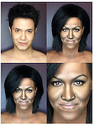 "EXCLUSIVE <br /> Watch as incredible  make up artist Paolo Ballesteros  transforms himself into  Duchess of Cambridge, Kate Middleton <br /> <br /> Paolo Ballesteros transform from one person to another, pop singers to fictional characters.<br /> <br /> In his latest make-up transformation, Paolo brought us royalty as he turned into the Duchess of Cambridge, Kate Middleton.<br /> <br /> he transformation artist took these amazing imagesand a fast-track video of himself while he turned from Paolo to Kate <br /> <br /> This is the first time Ballesteros showed the entire process of his transformation.<br /> <br /> While he had shared his technique before, the video proved that it is easier heard than done. At least now, aspiring make-up artists can watch and learn from pro himself.<br /> <br /> Paolo has also has transformed into ""Michelle Obama""<br /> ©Exclusivepix Media"