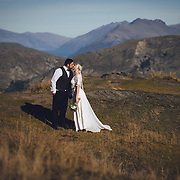 krystal & alfred' Queenstown bridal shoot