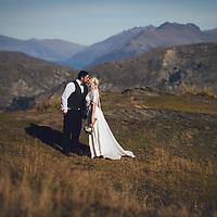krystal & alfred' Queenstown bridal shoot