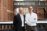 High Line Co-Founders Portraits | Joshua David and Robert Hammond
