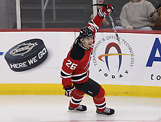 February 16, 2011: Carolina Hurricanes at New Jersey Devils