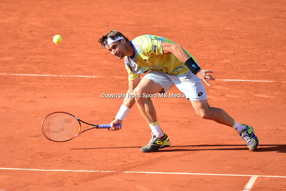 David FERRER - 03.06.2015 - Jour 11 - Roland Garros 2015 <br />