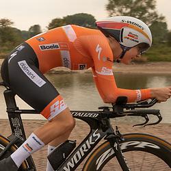 28-08-2018: Wielrennen: Ladies Tour: Arnhem<br /> Amalie Dideriksen