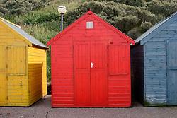 UK ENGLAND NORFOLK CROMER 18JUL04 - Beach huts in Cromer on the North Norfolk coast.<br />  <br />  jre/Photo by Jiri Rezac<br />  <br />  &copy; Jiri Rezac 2004<br />  <br />  Contact: +44 (0) 7050 110 417<br />  Mobile:  +44 (0) 7801 337 683<br />  Office:  +44 (0) 20 8968 9635<br />  <br />  Email:   jiri@jirirezac.com<br />  Web:     www.jirirezac.com<br />  <br />  &copy; All images Jiri Rezac 2004 - All rights reserved.