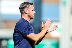 Notts County manager Kevin Nolan - Mandatory by-line: Robbie Stephenson/JMP - 14/07/2018 - FOOTBALL - Meadow Lane - Nottingham, England - Notts County v Derby County - Pre-season friendly