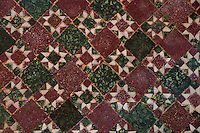 Detail of a beautiful mosaic floor in a Venetian palazzo.