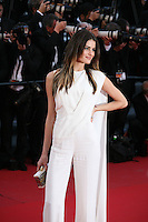 Isabeli Fontana at The Immigrant film gala screening at the Cannes Film Festival Friday 24th May May 2013