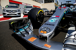 June 21, 2018 - Le Castellet, France - Motorsports: FIA Formula One World Championship 2018, Grand Prix of France, ..Mercedes-Benz F1 W09 EQ Power+ (Credit Image: © Hoch Zwei via ZUMA Wire)