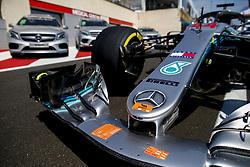 June 21, 2018 - Le Castellet, France - Motorsports: FIA Formula One World Championship 2018, Grand Prix of France, ..Mercedes-Benz F1 W09 EQ Power+ (Credit Image: © Hoch Zwei via ZUMA Wire)