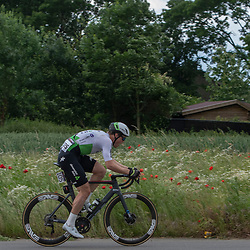 08-06-2019: Wielrennen: Hammer Series Sprint: Sittard<br /> Rasmus Tiller