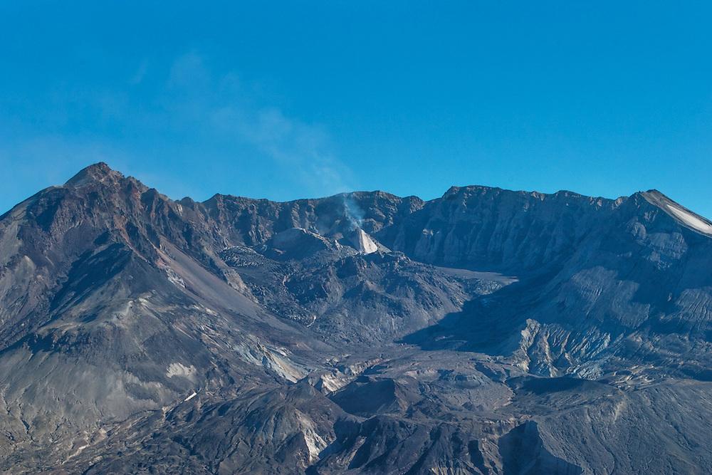 Mt St Helens, 2005, Pano