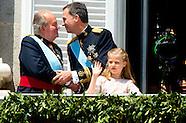 NEW KING SPAIN