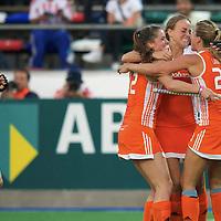 Halve finale Nederland v Engeland