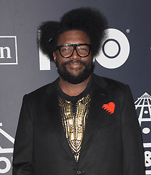 March 30, 2019 - Brooklyn, New York, USA - NEW YORK, NEW YORK - MARCH 29: Questlove attends the 2019 Rock & Roll Hall Of Fame Induction Ceremony at Barclays Center on March 29, 2019 in New York City. Photo: imageSPACE (Credit Image: © Imagespace via ZUMA Wire)