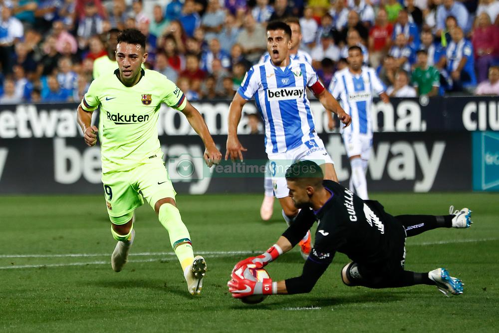 صور مباراة : ليغانيس - برشلونة 2-1 ( 26-09-2018 ) 20180926-zaa-a181-073