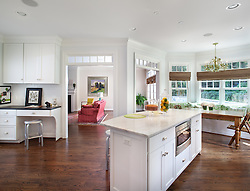 3618 N. Abingdon St Arlington, VA architect Bruce Wentworth Wentworth Studios Kitchen