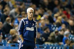 Manager Mick McCarthy of Ipswich looks on - Photo mandatory by-line: Rogan Thomson/JMP - 07966 386802 - 30/09/2014 - SPORT - FOOTBALL - Sheffield, England - Hillsborough Stadium - Sheffield Wednesday v Ipswich Town - Sky Bet Championship.